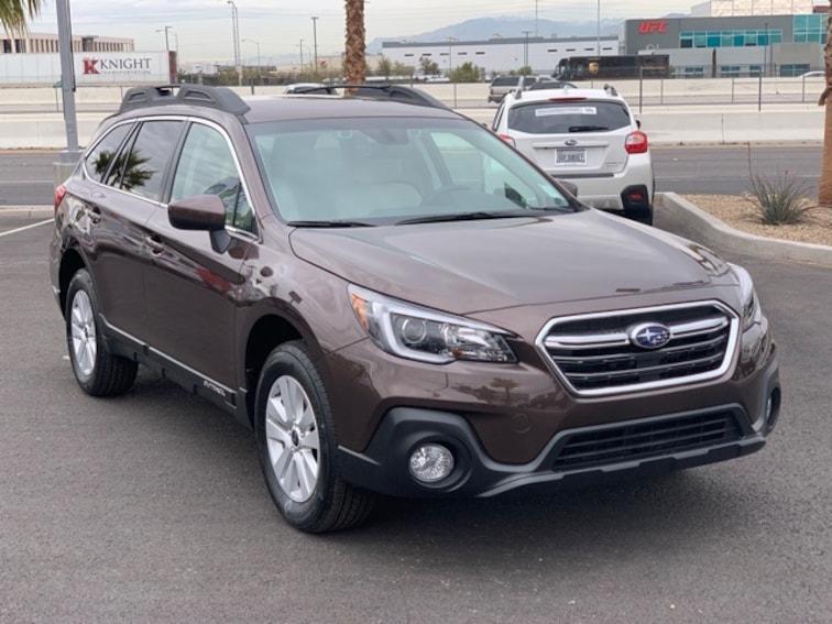 New 2019 Subaru Outback 2.5i Premium SUV L14623 4S4BSAFC0K3276783 in Las Vegas