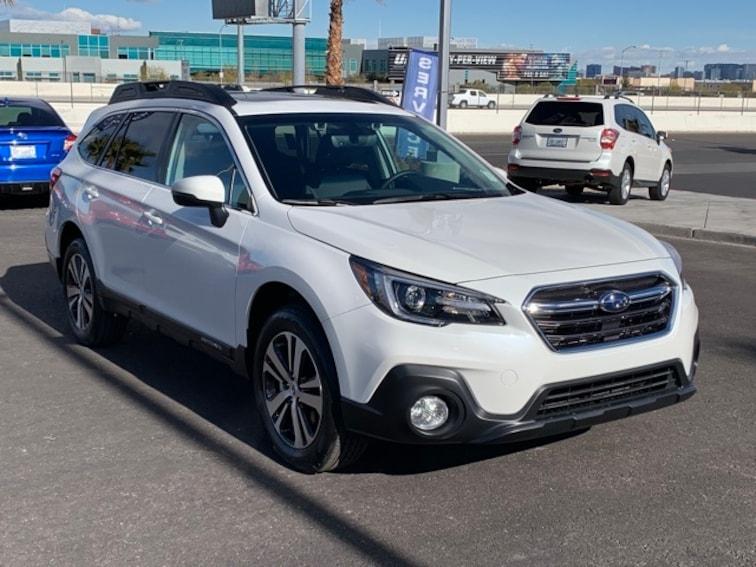 New 2019 Subaru Outback 2.5i Limited SUV L14332 4S4BSANC2K3279198 in Las Vegas