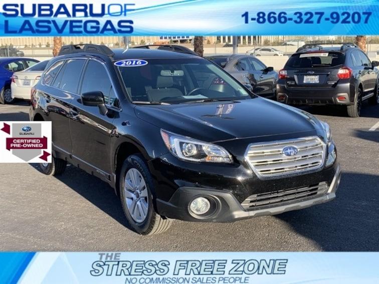 2016 Subaru Outback 2.5i SUV For Sale in Las Vegas, NV