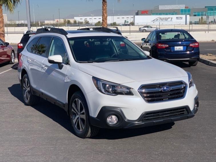 New 2019 Subaru Outback 2.5i Limited SUV L14508 4S4BSANC1K3292797 in Las Vegas