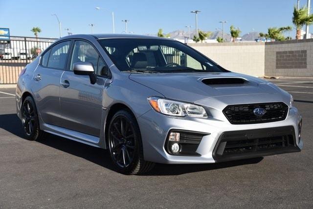 2019 Subaru WRX Premium Sedan L13482 JF1VA1B67K9806481