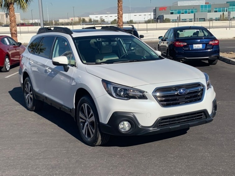 New 2019 Subaru Outback 2.5i Limited SUV L14499 4S4BSANC6K3292617 in Las Vegas