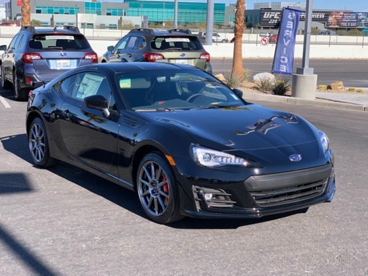 New 2019 Subaru BRZ Limited Coupe L14411 JF1ZCAC14K9600954 in Las Vegas