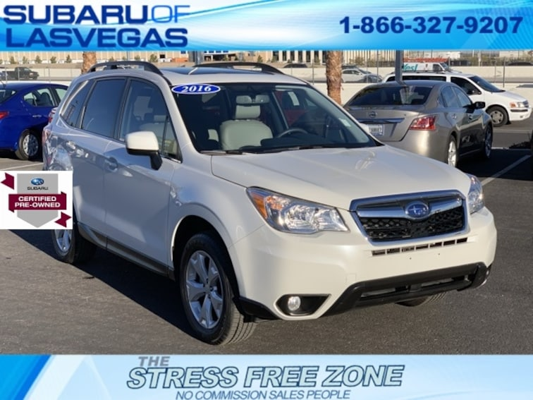 2016 Subaru Forester 2.5i Limited SUV For Sale in Las Vegas, NV
