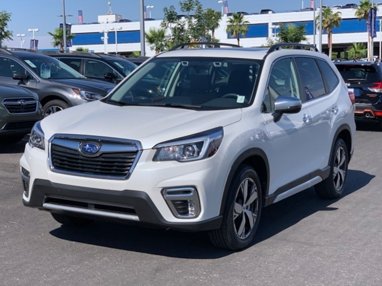 New 2019 Subaru Forester Touring SUV L15370 JF2SKAWC9KH524165 in Las Vegas