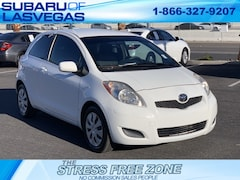 Used 2009 Toyota Yaris Base Hatchback under $10,000 for Sale in Las Vegas