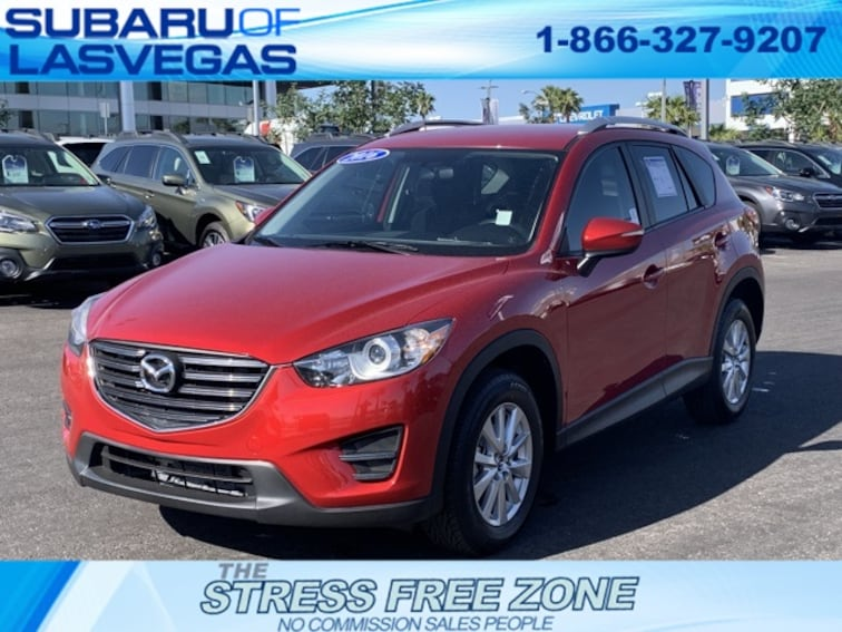 Used 2016 Mazda CX-5 Sport SUV in Las Vegas