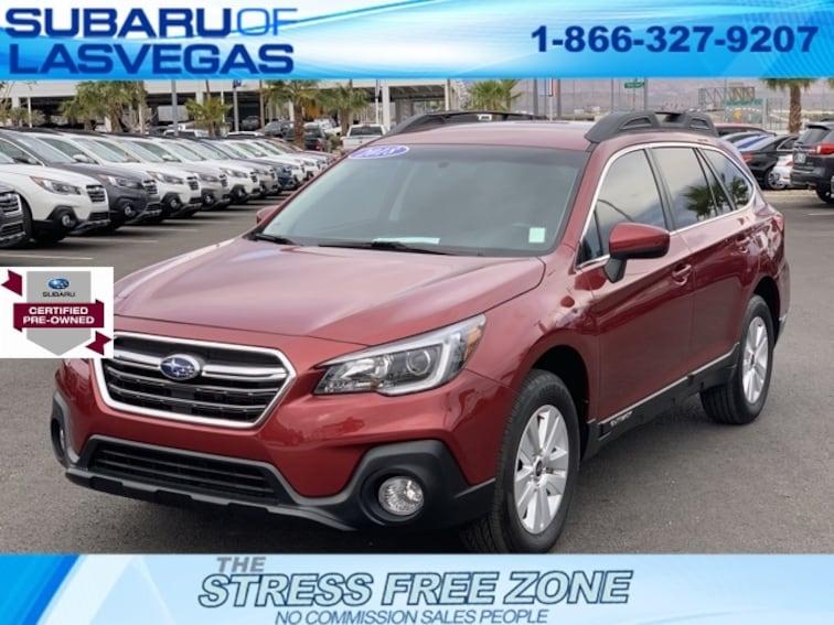 2018 Subaru Outback 2.5i SUV For Sale in Las Vegas, NV