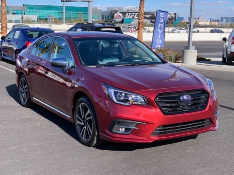 New 2019 Subaru Legacy 2.5i Sport Sedan L14239 4S3BNAS62K3019409 in Las Vegas