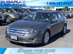 Used 2011 Ford Fusion SEL Sedan under $10,000 for Sale in Las Vegas