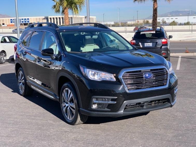 New 2019 Subaru Ascent Limited 7-Passenger SUV L14589 4S4WMAPD9K3453768 in Las Vegas