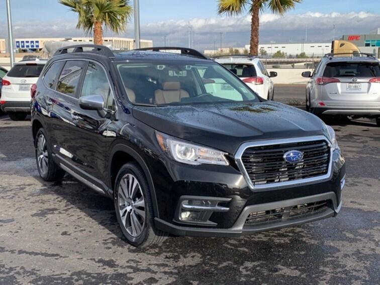 New 2019 Subaru Ascent Touring 7-Passenger SUV L14399 4S4WMARD0K3447144 in Las Vegas