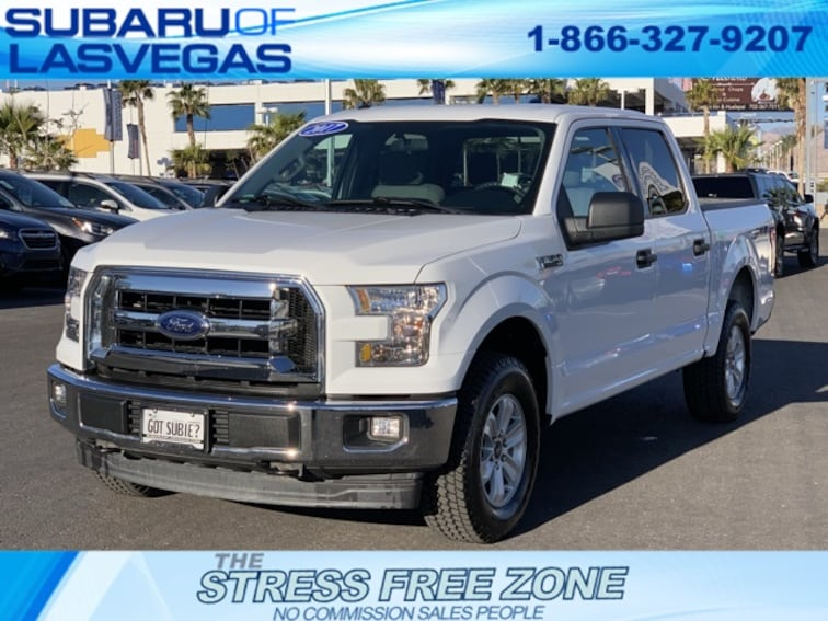 Used 2017 Ford F-150 XLT Truck in Las Vegas