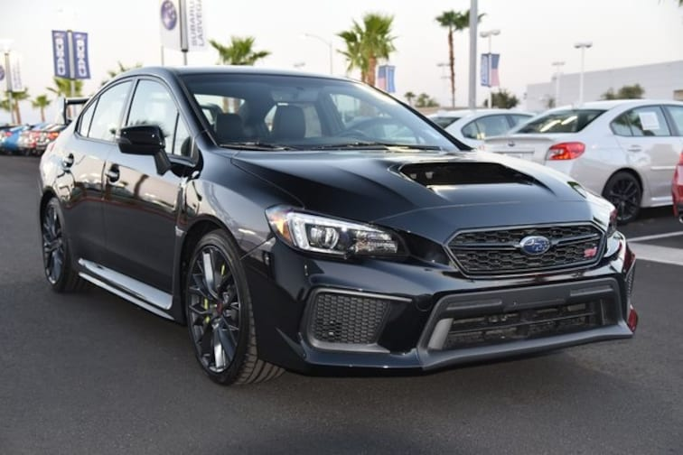New 2019 Subaru Wrx Sti For Sale In Las Vegas Nv
