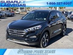 2016 Hyundai Tucson Limited SUV KM8J33A28GU168688