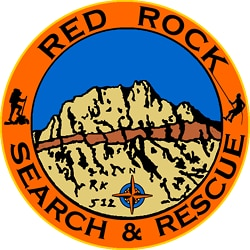 Logo: Red Rock Search and Rescue