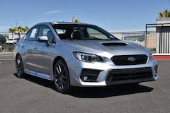 2018 Subaru WRX Limited with Navigation System, Harman Kardon Amplifier & Speakers, Rear Cross Traffic Alert, and Starlink Sedan L12613