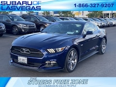 2015 Ford Mustang GT 50 Years Limited Edition Coupe 1FA6P8RF7F5501867
