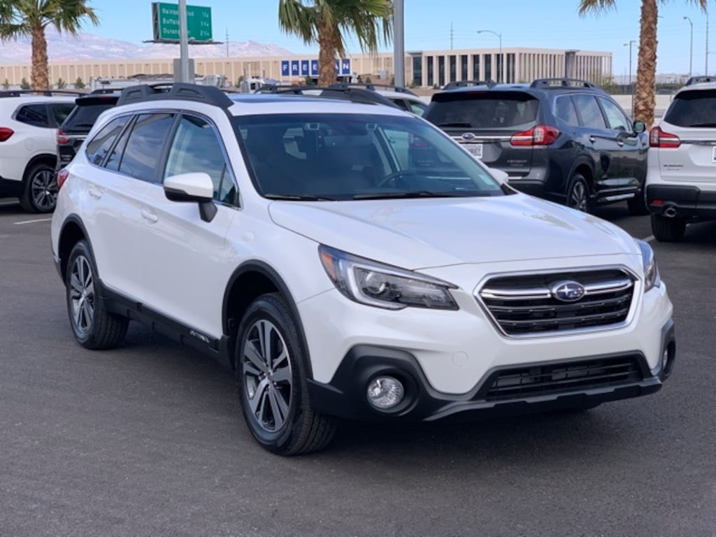 New 2019 Subaru Outback 3 6R Limited For Sale in Las Vegas, NV |  4S4BSENC5K3326540 | Near Henderson