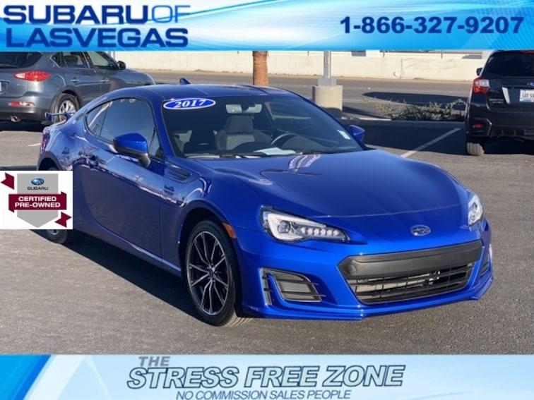 2017 Subaru BRZ Premium Coupe For Sale in Las Vegas, NV