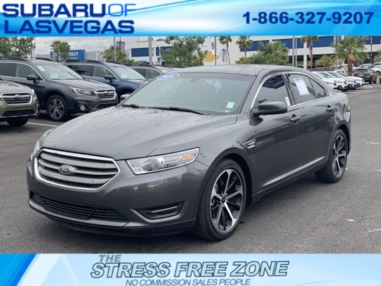 Used 2016 Ford Taurus SEL Sedan in Las Vegas