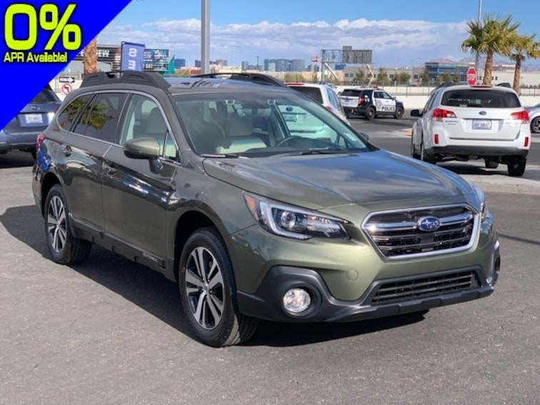 New 2019 Subaru Outback 2.5i Limited SUV L14319 4S4BSANC2K3279086 in Las Vegas