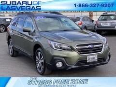 2018 Subaru Outback 2.5i SUV 4S4BSANC8J3268513