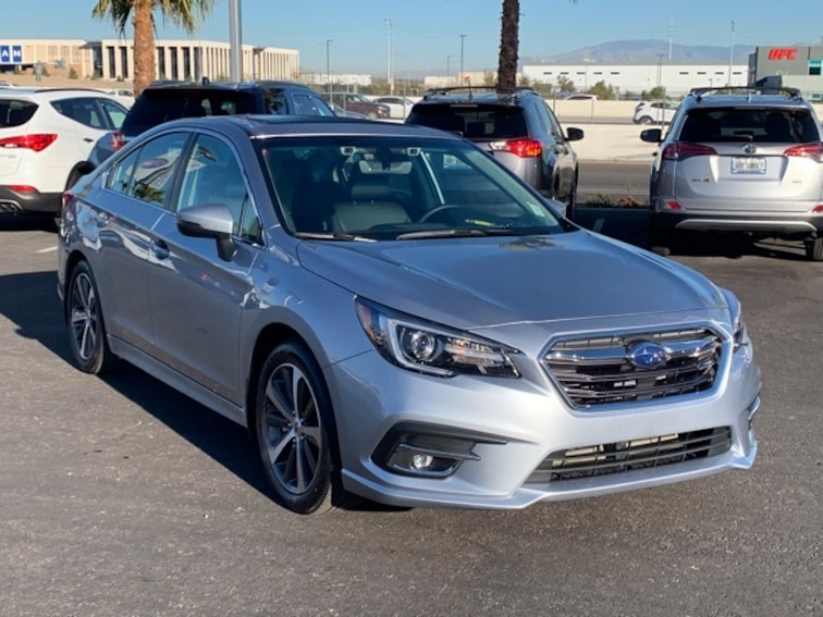 New 2019 Subaru Legacy 3.6R Limited Sedan L14357 4S3BNEN61K3021283 in Las Vegas