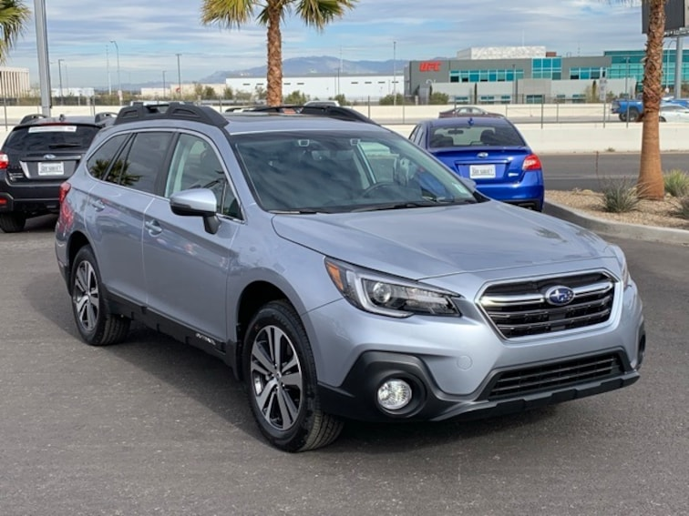 New 2019 Subaru Outback 2.5i Limited SUV L14446 4S4BSANC9K3287993 in Las Vegas