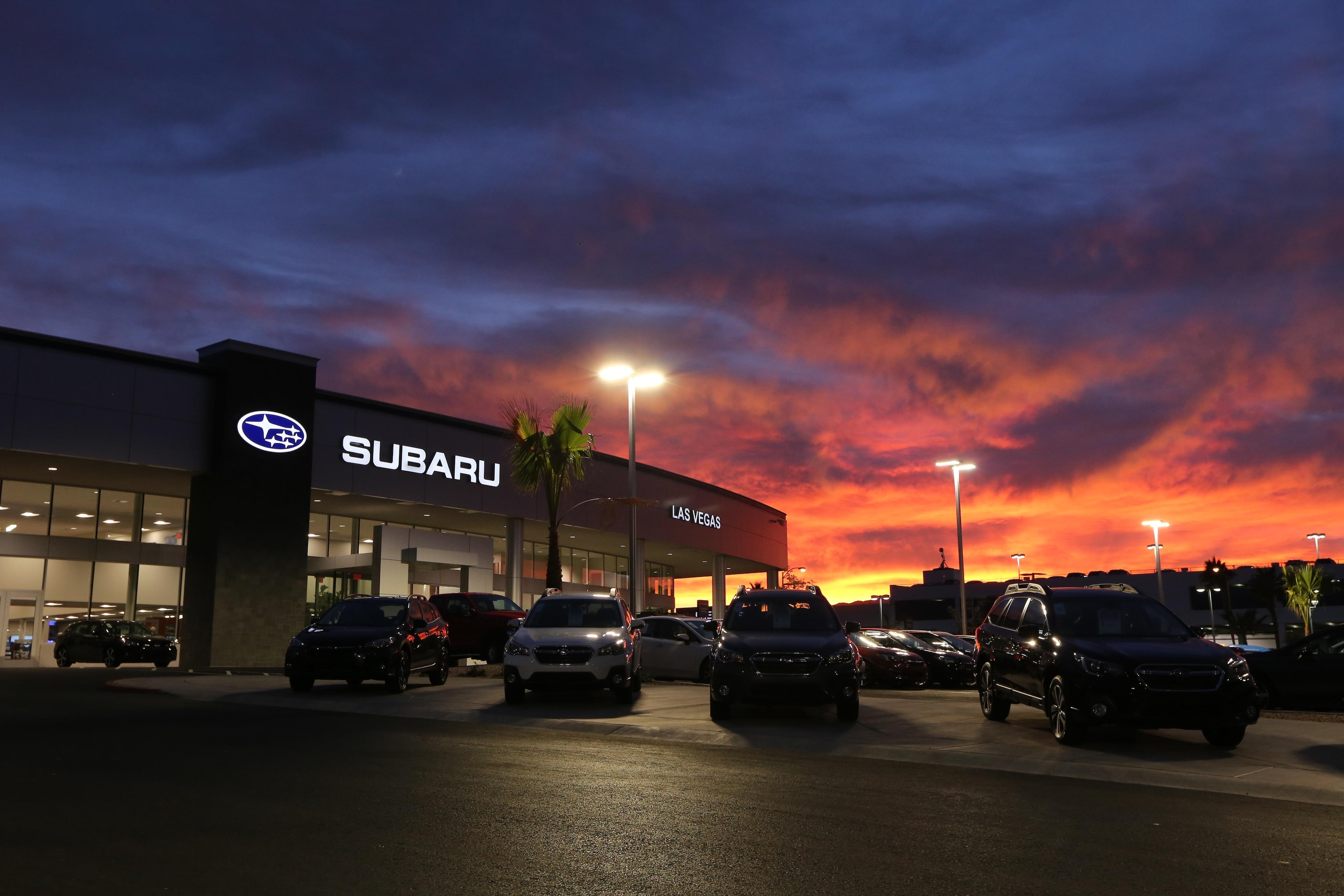 Subaru Certified Pre Owned >> About Subaru of Las Vegas | New Subaru and Used Car Dealer ...