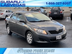 Used 2010 Toyota Corolla LE Sedan under $10,000 for Sale in Las Vegas