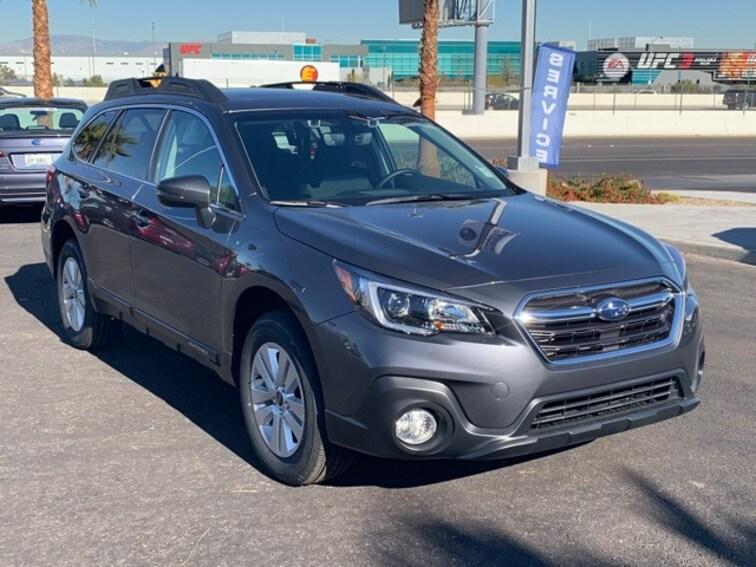 New 2019 Subaru Outback 2.5i Premium SUV L14070 4S4BSAHC2K3263398 in Las Vegas