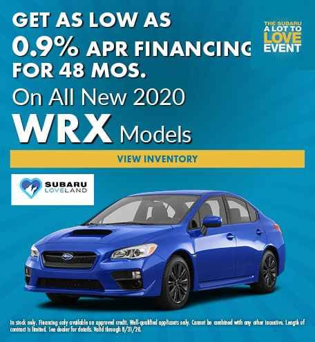 Get As Low As 0.9% APR Financing for 48 Mos.