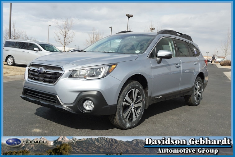 New 2019 Subaru Outback 3.6R Limited SUV Loveland