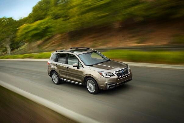 2017 Subaru Forester Loveland Co New Subaru Forester Fort Collins