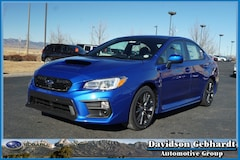 New 2019 Subaru WRX Sedan Loveland