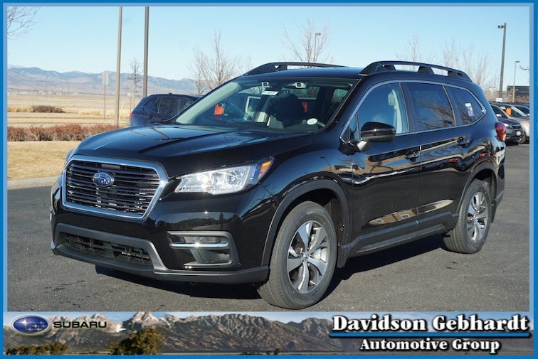 New 2019 Subaru Ascent Premium 8-Passenger SUV Loveland
