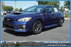 New 2019 Subaru WRX Premium (M6) Sedan Loveland
