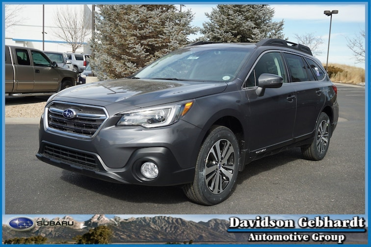 New 2019 Subaru Outback 2.5i Limited SUV Loveland