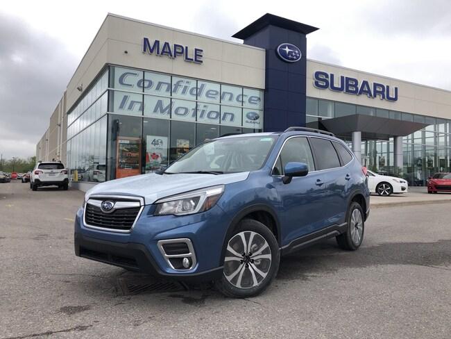 2019 Subaru Forester Limited w/ Eyesight CVT SUV