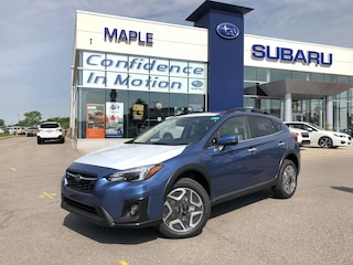 2019 Subaru Crosstrek Limited w/ Eyesight CVT SUV
