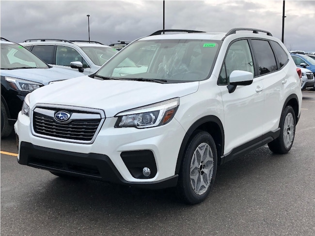 New 2019 Subaru Forester For Sale at Subaru of Maple | VIN