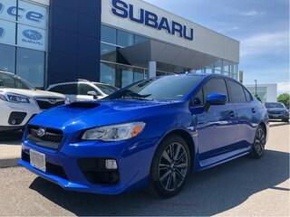 2017 Subaru WRX 4Dr CVT