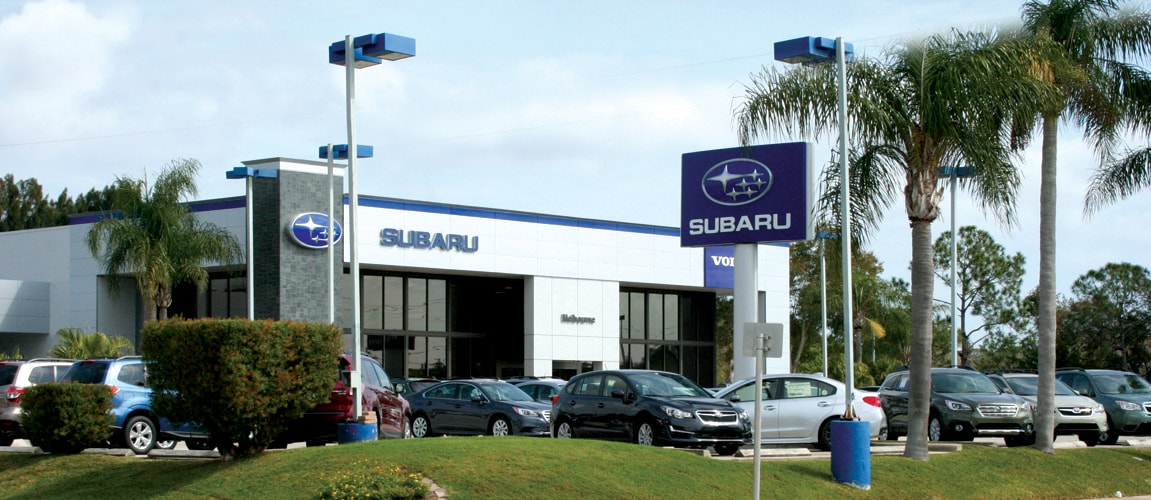 Subaru dealerships melbourne