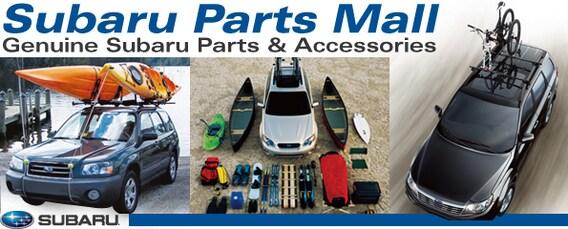 Subaru Parts & Accessories in Melbourne