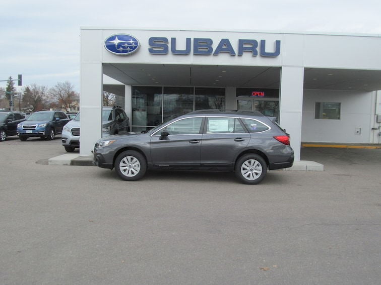 New 2019 Subaru Outback 2.5i SUV for sale in Missoula, MT