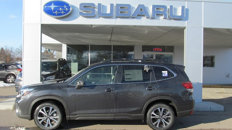 New 2019 Subaru Forester Limited SUV for sale in Missoula, MT