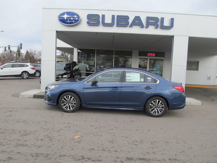 New 2019 Subaru Legacy 2.5i Sedan for sale in Missoula, MT