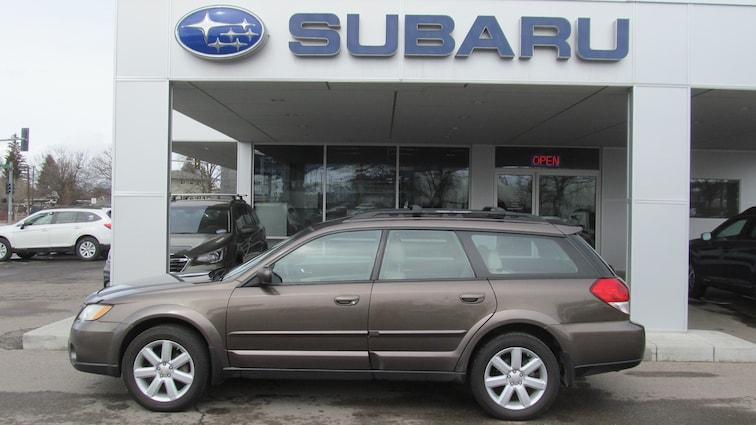 Used 2008 Subaru Outback LTD LL BEAN W/N Wagon Missoula, MT