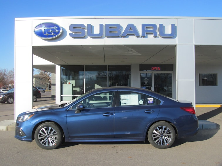 New 2019 Subaru Legacy 2.5i Premium Sedan for sale in Missoula, MT
